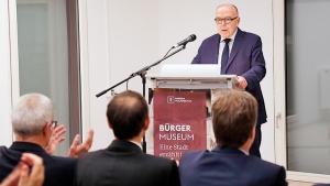 Initiator und Herausgeber Michael Henke