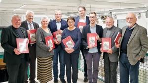 Die Autoren: Dr. Georg Ruppelt, Dr. Alfred Henning, Dr. Sandra Donner, Dieter Kertscher, Marion Sippel-Boland, Markus Gröchtemeier, Sebastian Mönnich, Manfred Frohse und Axel C. Toepfer.