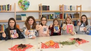 Leibniz Realschule Projekt Leseecke 2019