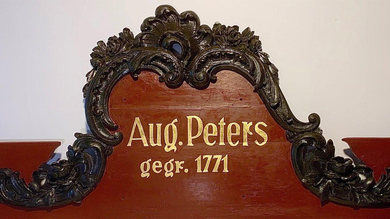 Schluckpeter-Schilds im Schloss Museum Wolfenbüttel