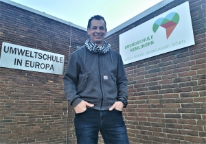 Lars Eberst ist Rektor der Grundschule Remlingen.