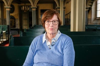 Die Winnigstedterin Erika Eickhoff engagiert sich seit vielen Jahren im Kirchbauverein für die Christuskirche.