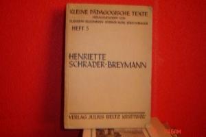 Henriette-Breymann-Tafel