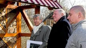 Curt-Mast-Jägermeister-Stiftung Bienenhotel