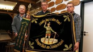 Schützenverein Wendessen – Restaurierung der Vereinsfahne